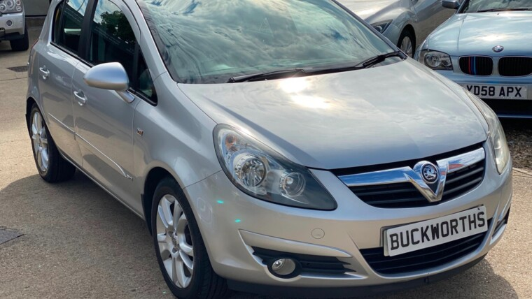 Vauxhall Corsa Diesel 2007 (57) 1.3 CDTi [90] SXi 5dr [AC]