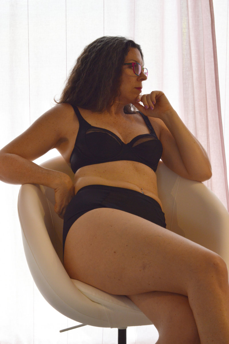 knickers and bra by Playtex