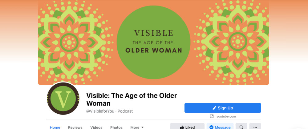 We R Visible Podcast Instagram