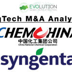 Evolution M&A Analysis: China seeks food security with $43 billion bid for Syngenta