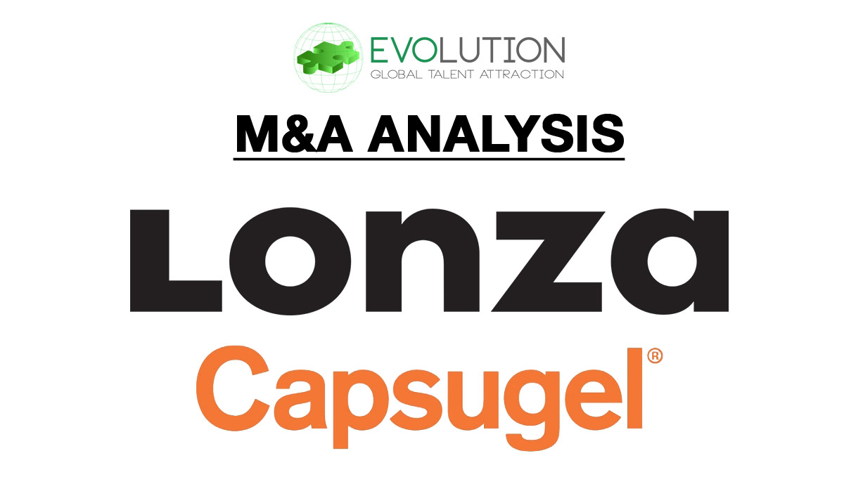 "Lonza Accelerates its ""Healthcare Continuum"" Strategy with $5.5B Acquisition of Capsugel"