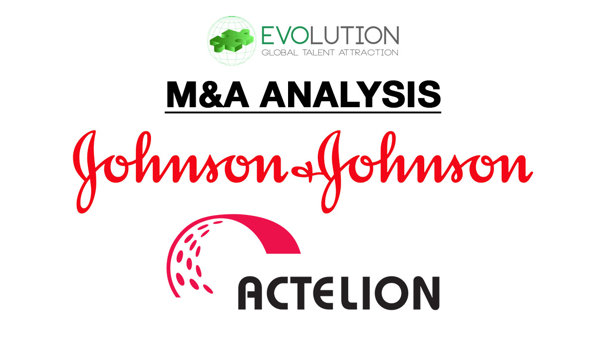 M&A Analysis: Is Johnson & Johnson's $30B Acquisition of Actelion Overvalued?