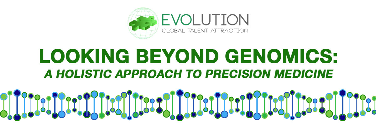 Looking Beyond Genomics: A Holistic Approach to Precision Medicine