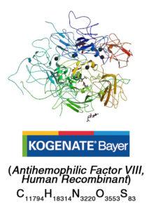 Kogenate Structure