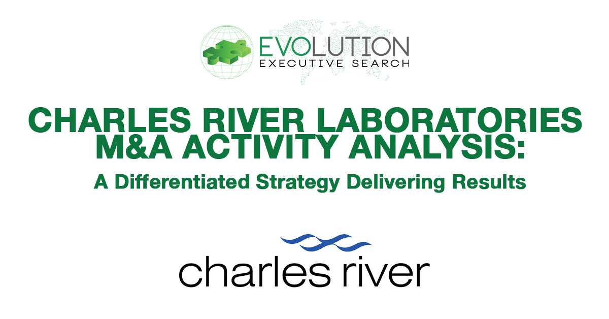 Charles River Laboratories M&A Activity Analysis: A Differentiated Strategy Delivering Results