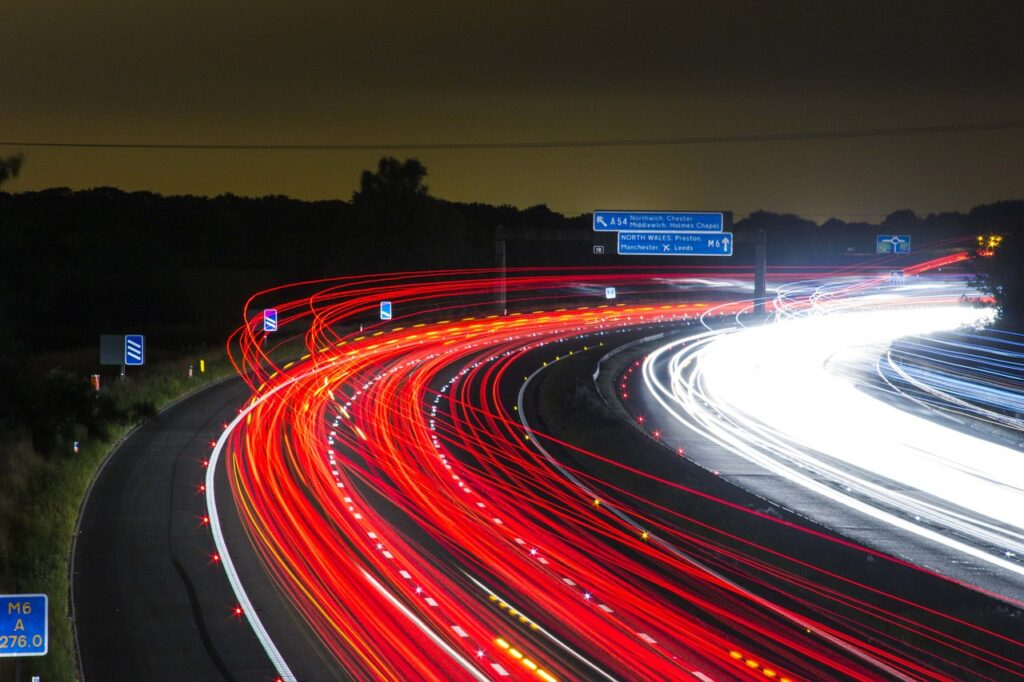 A highway - driving is often a form of automaticity