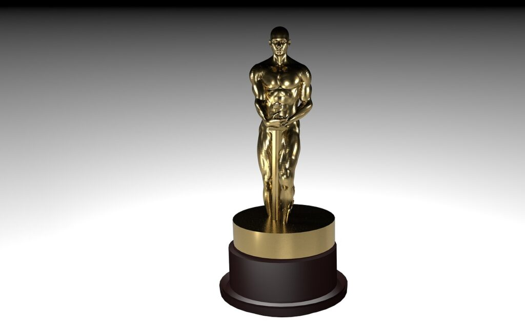 An Oscar - representing The OSKAR Coaching Model