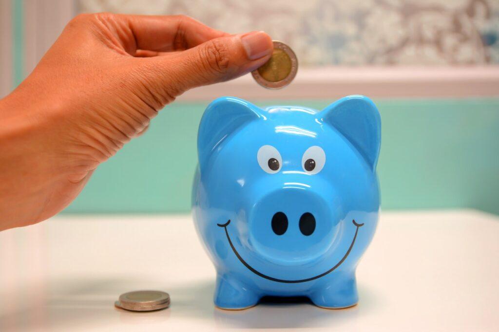 Increased savings increase financial wellbeing