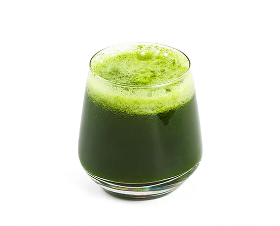 Pressed Wheatgrass
