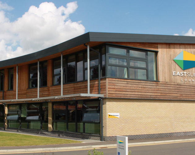East Suffolk Council Offices