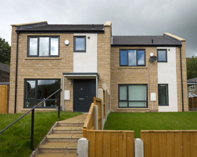 First Choices Homes Oldham development