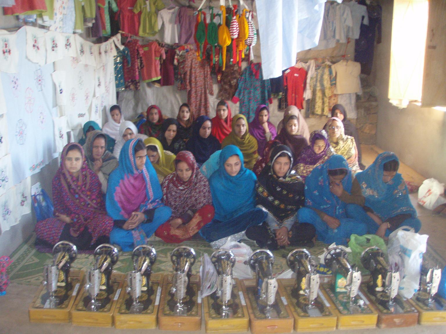 Women's Vocational Training