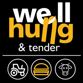 Well Hung & Tender Logo