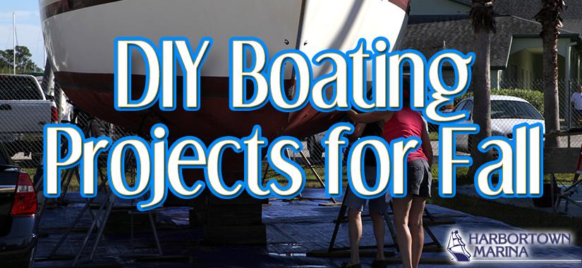DIY boating harbortown marina port canaveral merritt island florida boating