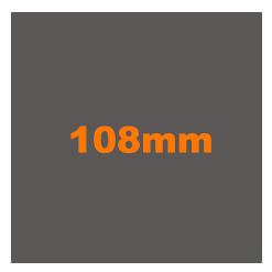 108mm