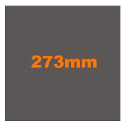 273mm