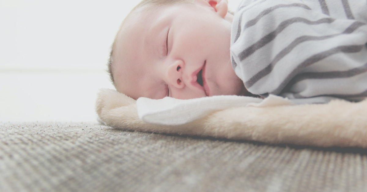 Read more about the article Is it normal for a child to talk in their sleep?