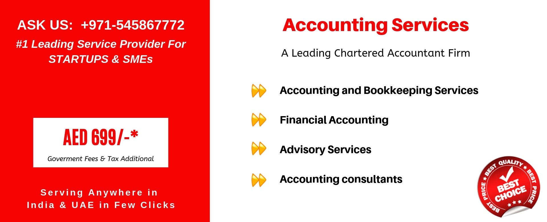 accounting servies in uae