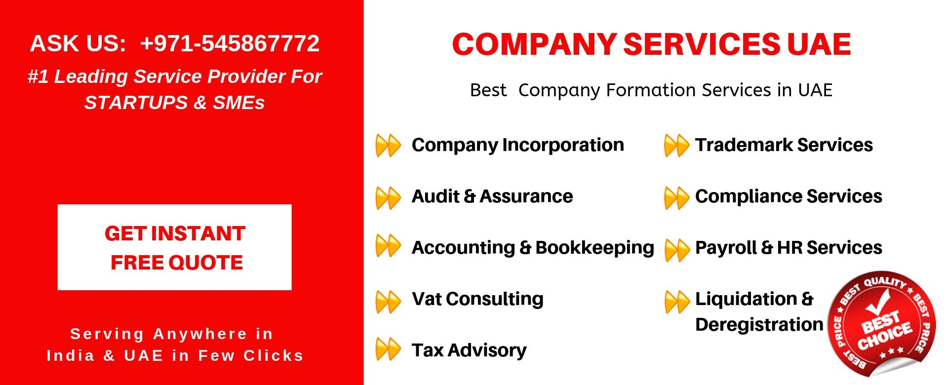 company formation services uae