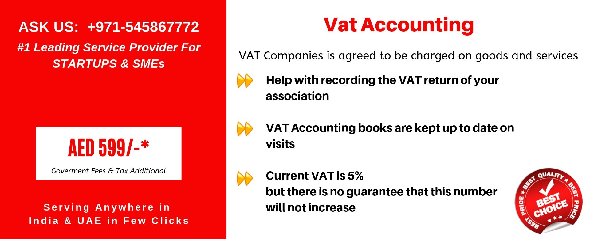 vat accounting in uae