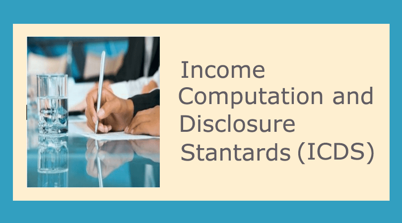 income computation disclosure standards icds