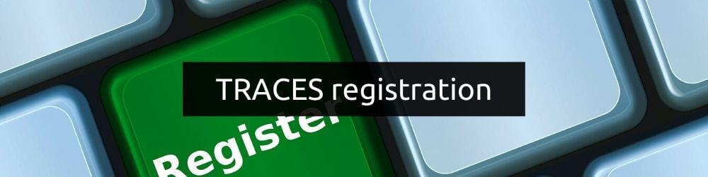 traces registration