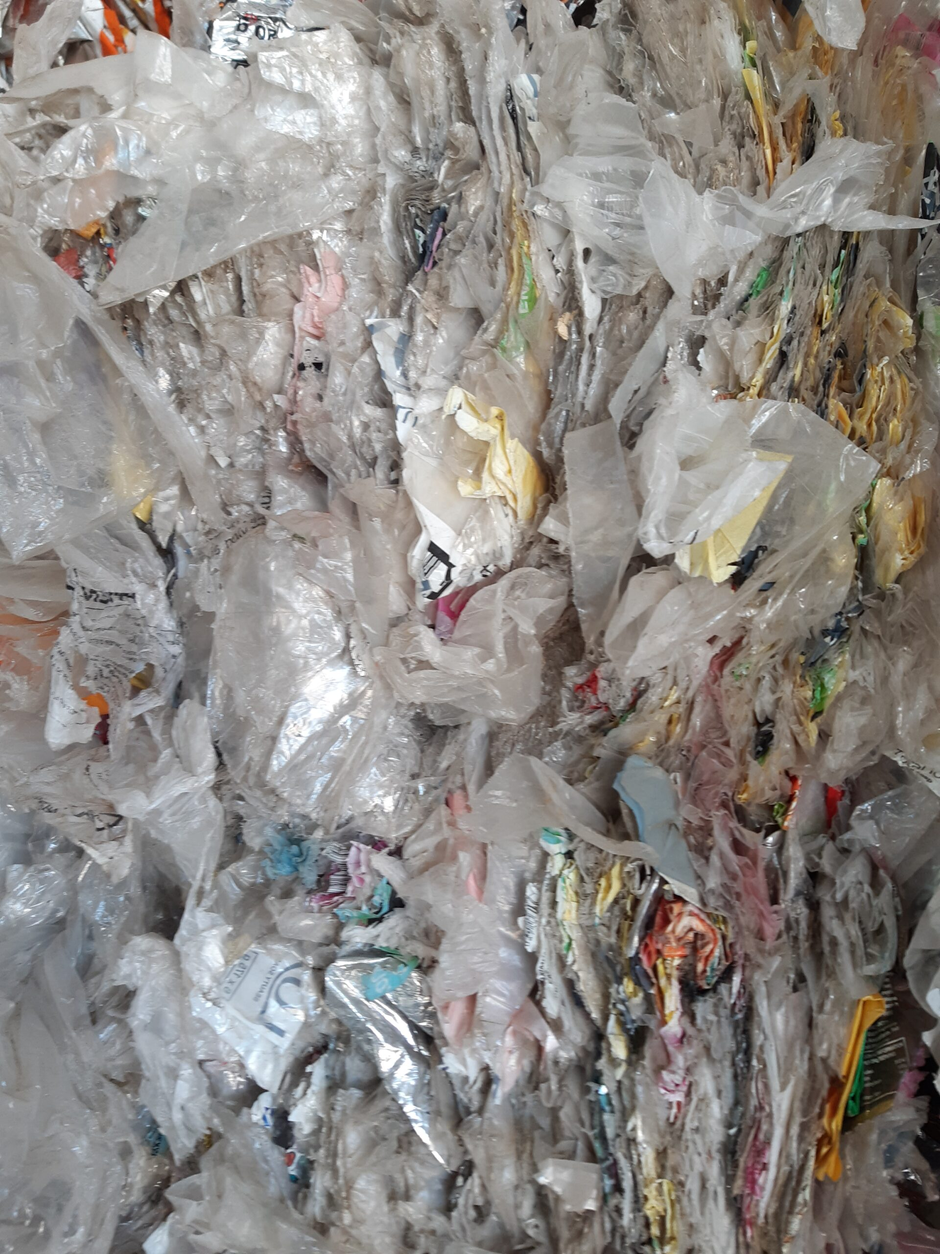 A Concrete Solution for Plastic Waste