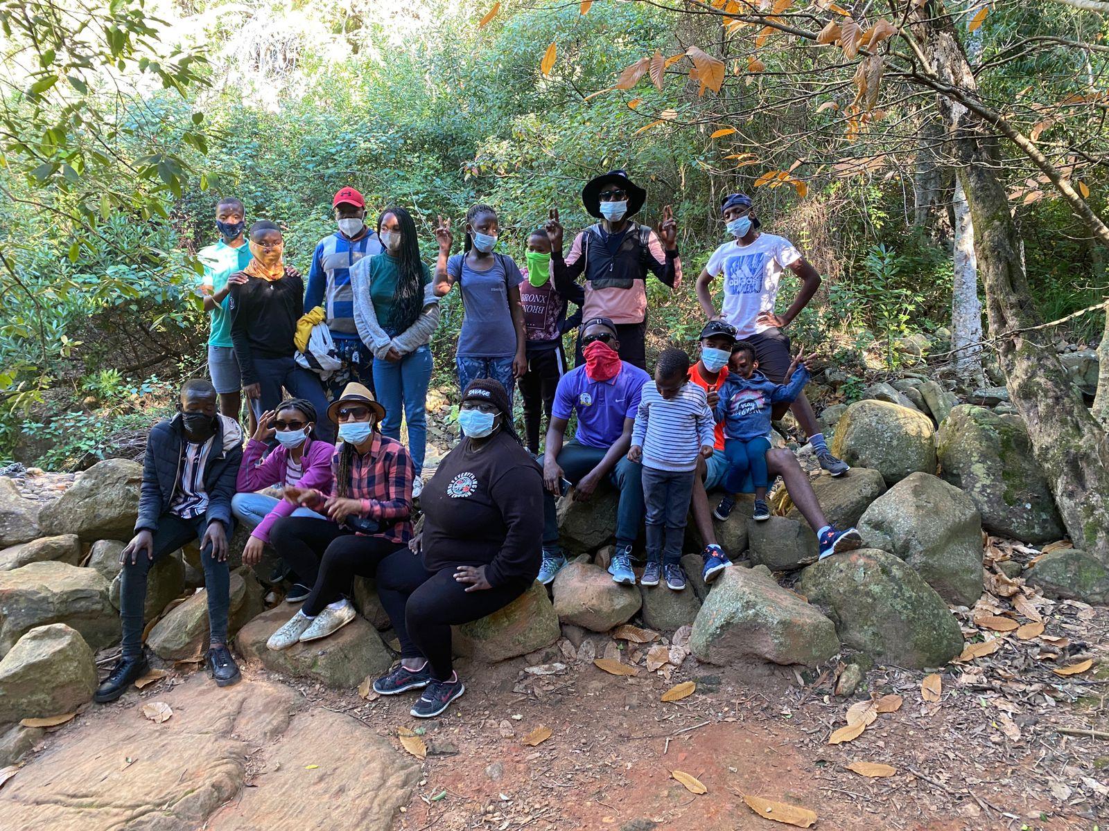 Newlands Forest Hike