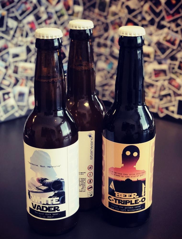 Starware beer