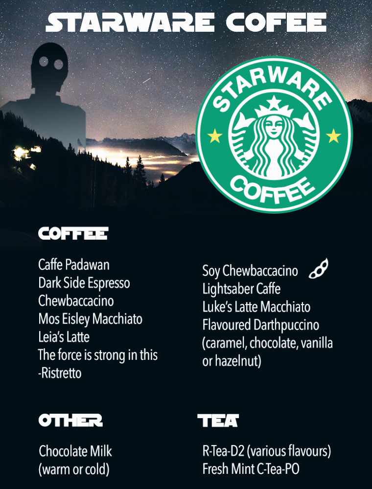 Starware coffee