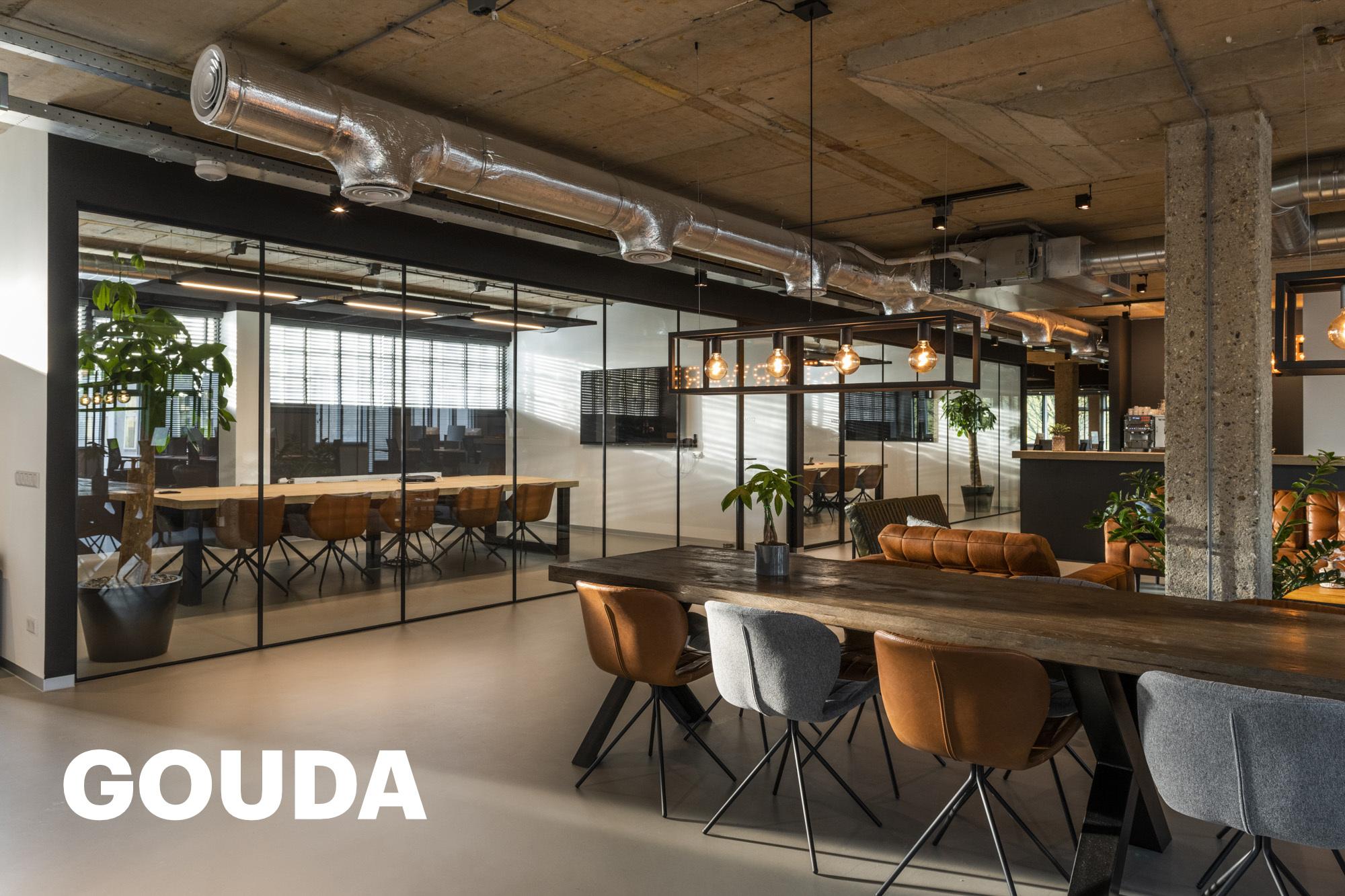 Main Office Gouda - Contact us