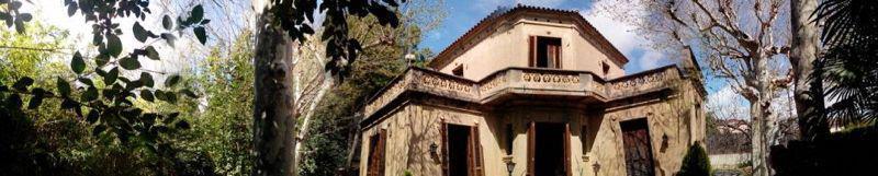 foto fachada panorámica Montmeló