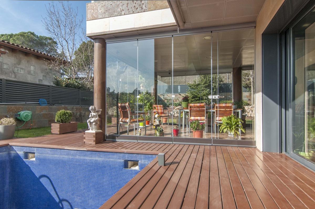 piscina casa Valldoreix venta