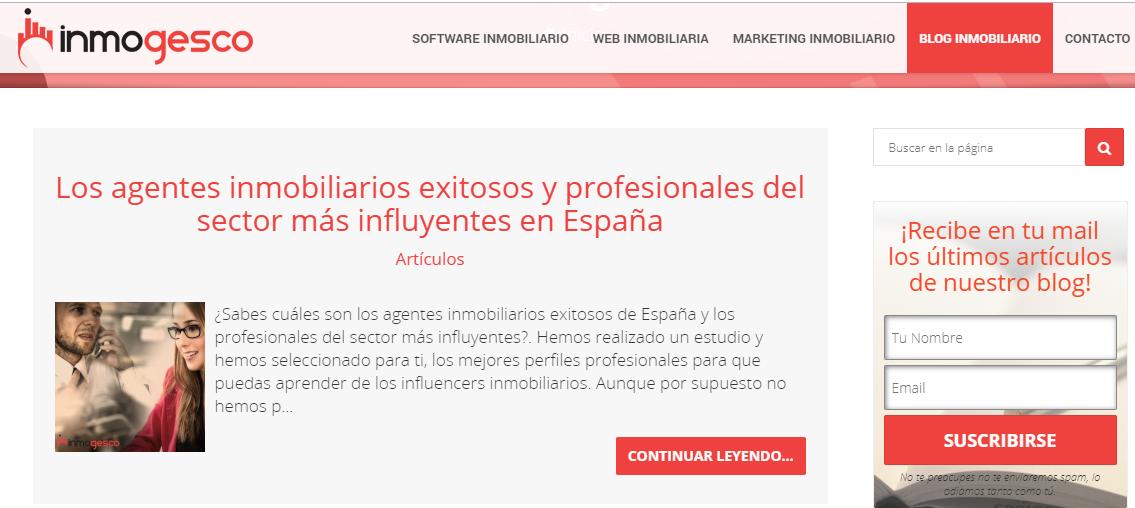 Los agentes inmobiliarios exitosos y profesionales del sector más influyentes en España