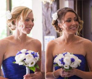 Gemma T's bridesmaids