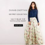 Eid Ready Made Zainab Chottani Party Wear Collection 2015