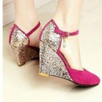 Eid Sandals Footwear Shoes Designs For Women 2015