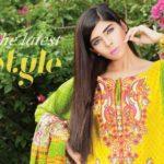 Summer Lawn Shalwar Kameez Designs By Riaz Arts 2015