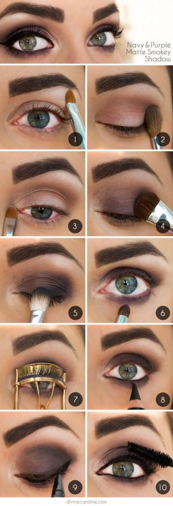 Amazing Fall Eye Makeup Ideas To Try This Winter
