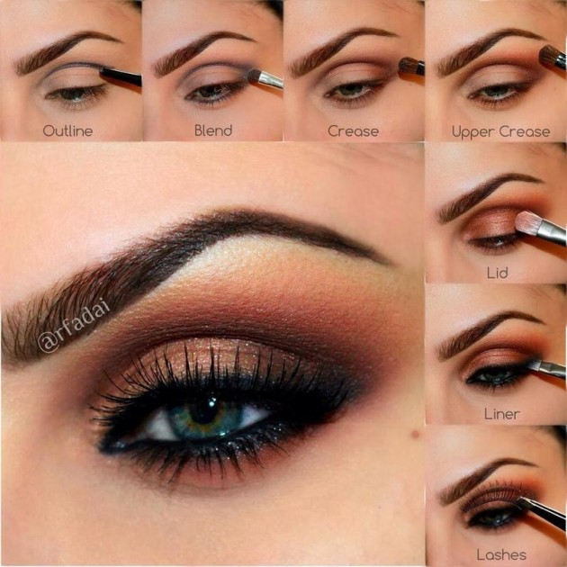 eye shadow makeup