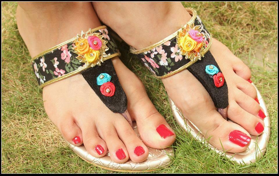 sandal footwear