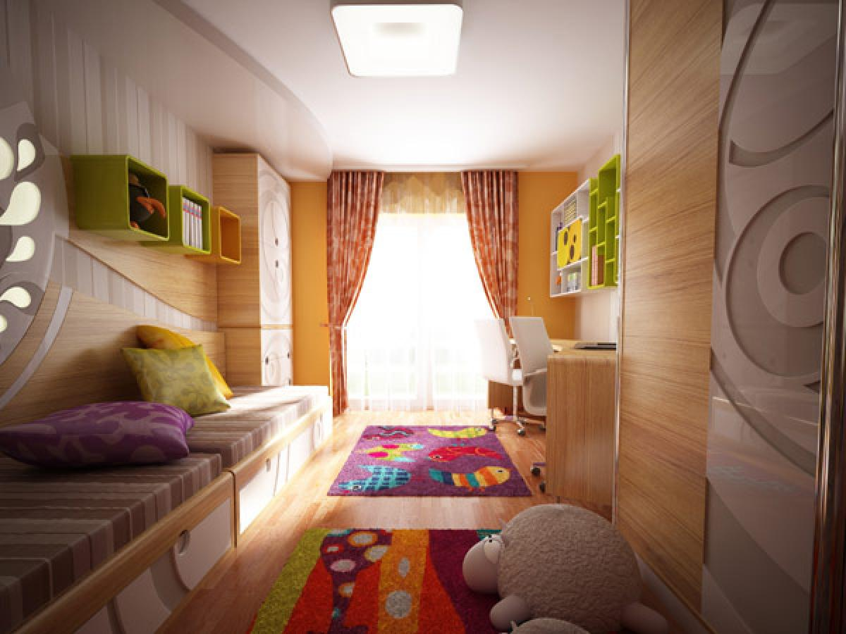 curtain designs for kids