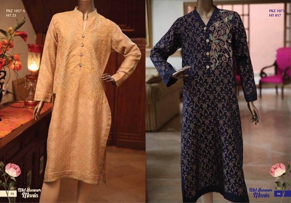 party wear kurti