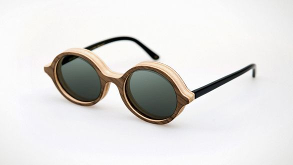 brown shades glasses