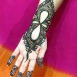 arabian hand mehndi