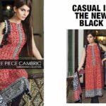 Cambric Shirt Designs On Eid Ul Azha By Gul Ahmed 2015-16