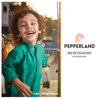 Eid Ul Azha Kids Wear By Pepperland 2015-16