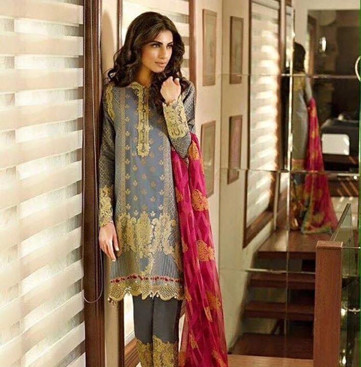 silk dresses on eid