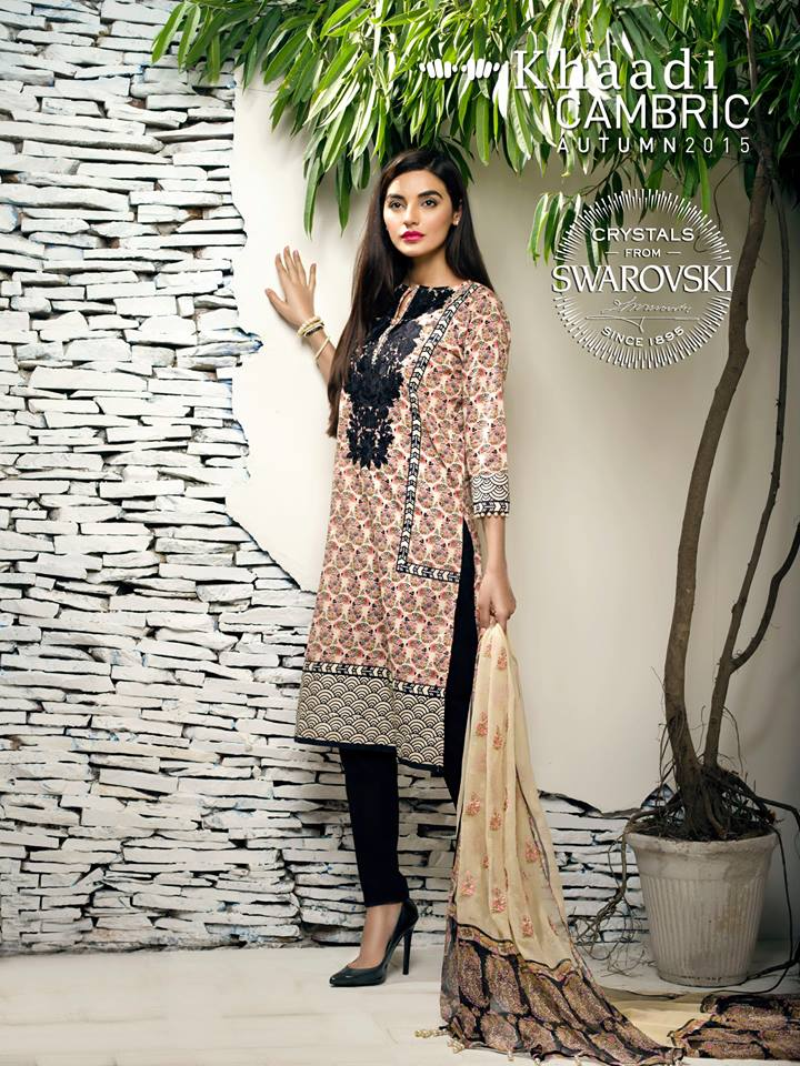 printed kameez on eid