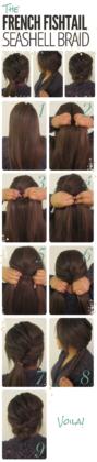 casual hair tutorials
